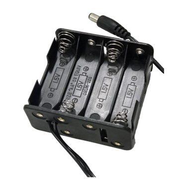 乾電池式バッテリーケース